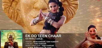 Ek Do Teen Chaar Full Song