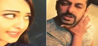Salman Khan Sonakshi Sinha dubsmash video